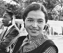 The Night Belongs To Rosa Parks