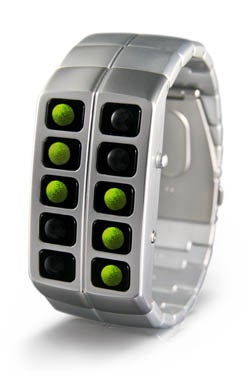 Gizmodo Gallery's Kisai Tenmetsu Tokyoflash Watch Can Now Be Yours
