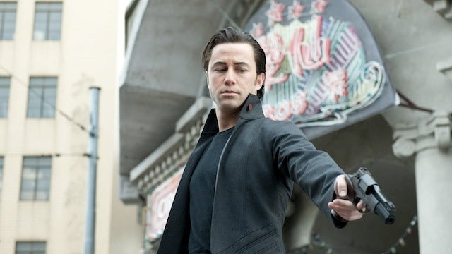 Looper promises Terminator-style time travel with a crime movie twist