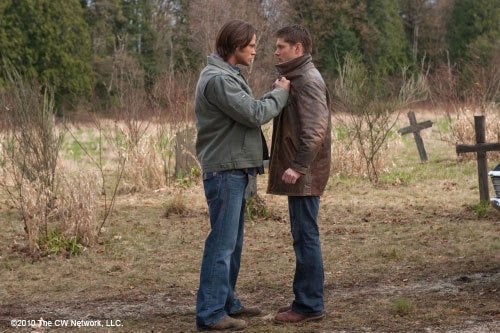 Supernatural's showrunner Sera Gamble talks about God and endings
