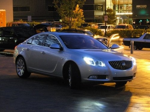 First Shot Of New Buick Regal!