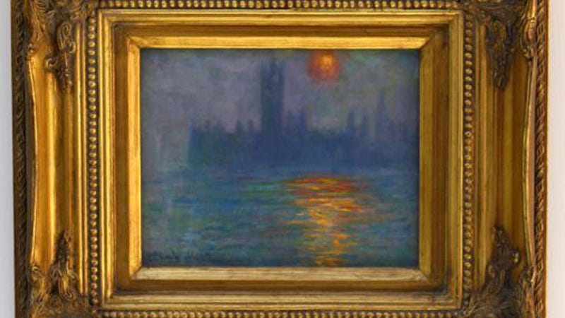 Definitely Legit: Someone Selling Original Monet on Craigslist for $5,000
