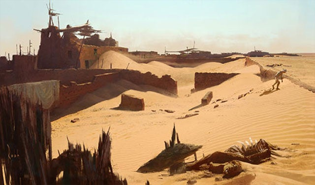 Lawrence Of Arabia Inspires Next Year's Uncharted 3: Drake's Deception