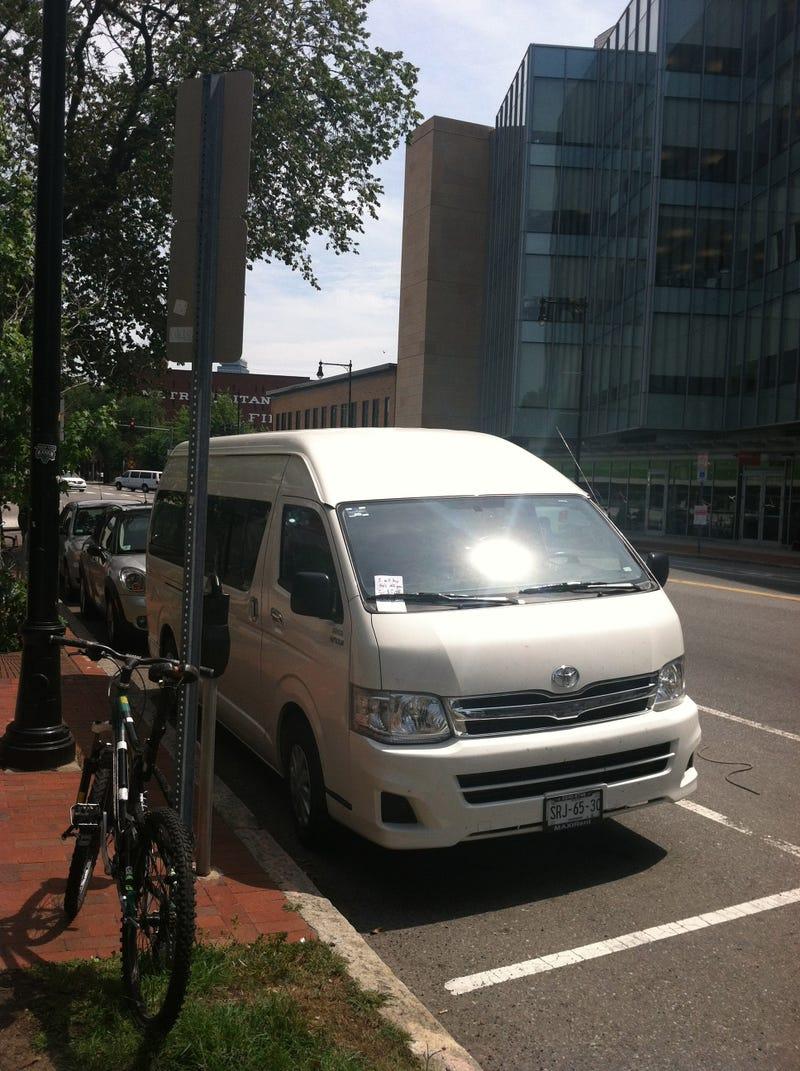 DOTS: White Van Man Edition