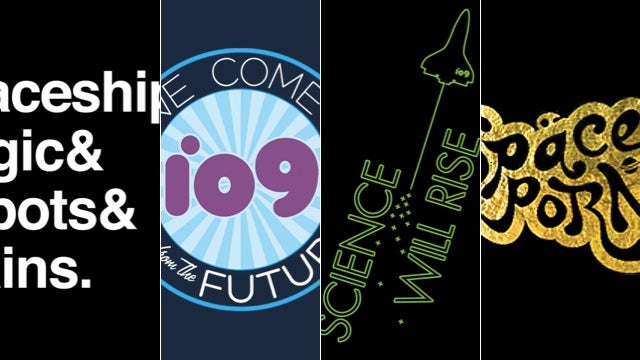 Celebrate io9's 5th Anniversary with These Awesome T-shirts!