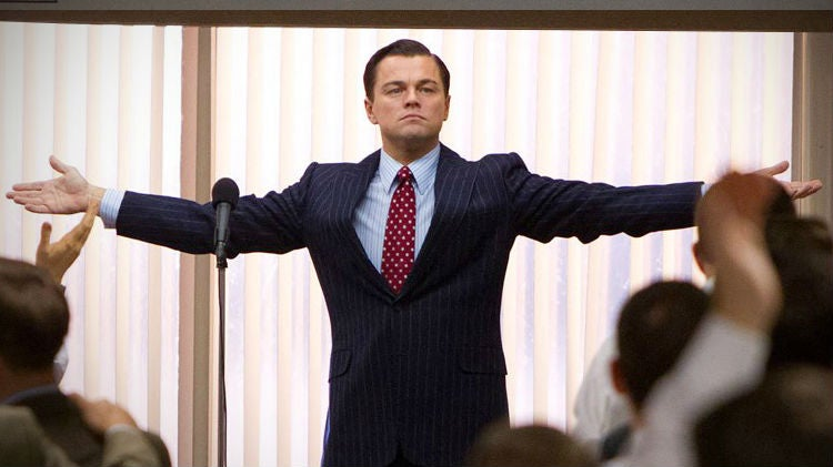 Dealers Pissed 'Wolf Of Wall Street' Is Giving Their Keynote