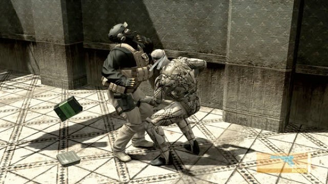 One Day Metal Gear Solid Could Evolve into Metal Gear...Social
