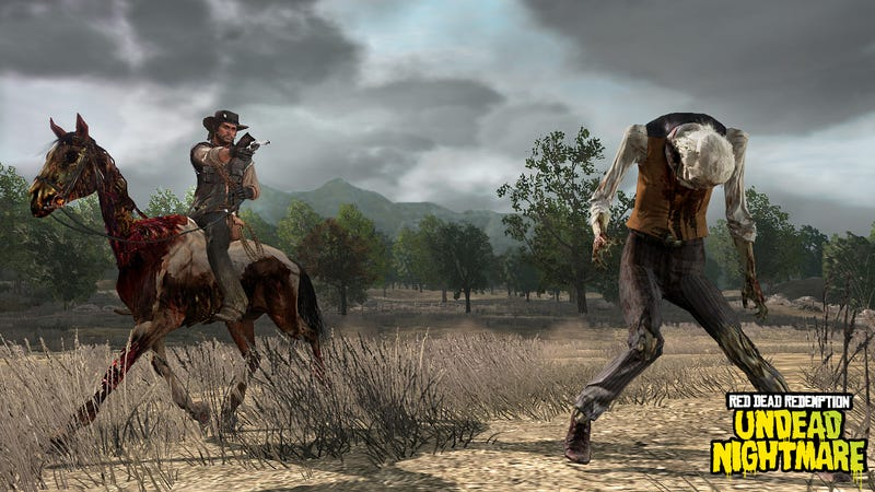 I've Re-Killed Zombies In Red Dead Redemption's Undead Nightmare