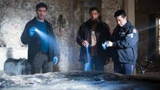 There's Something Strange in the Neighborhood on Grimm: Death Do Us Part