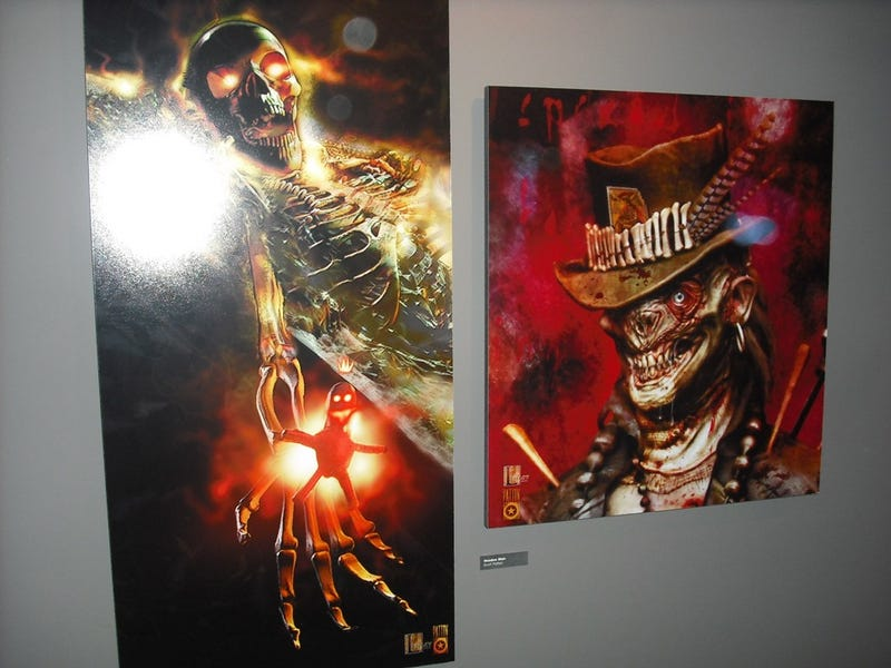Gnomon Gallery Pictures