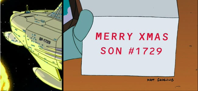 Why the number 1729 shows up in so many Futurama episodes