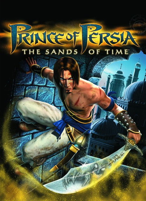 Ubisoft Ruins Prince Of Persia Box Art