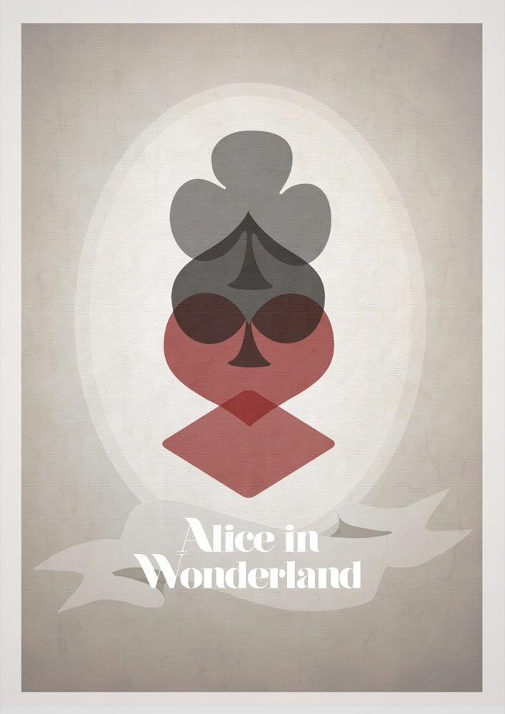 Ingenious movie posters capture the magical essence of Disney films