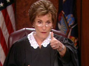 Justice Is Served To Judge Judy