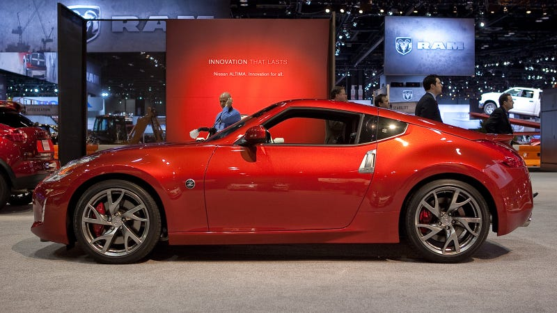 2013 Nissan 370Z: Live Photos