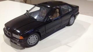 Deal of the Day: BMW 318i sedan AND Mercedes SLK 1:18's
