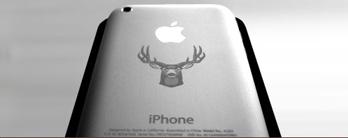 Engrave Your iPhone