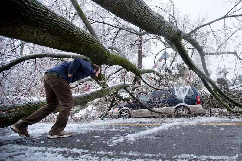 "Horrific Winter Storm In Pennsylvania: ""What We See During Hurricanes"""