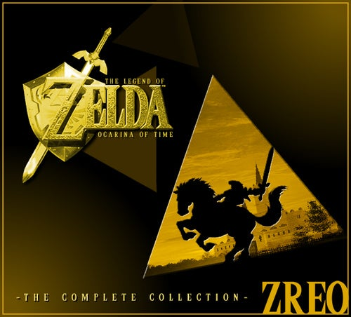 Listen to Zelda Reorchestrated