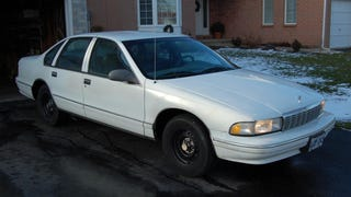 Why you SHOULD buy an ex-cop car