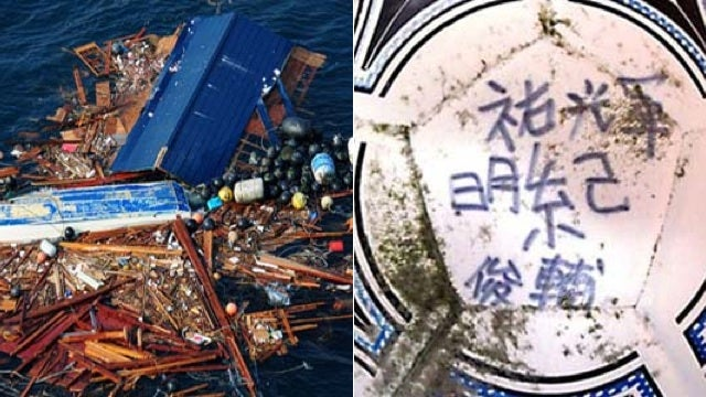 Japan Tsunami's Floating Debris to Keep Hitting the Pacific Coast This Winter