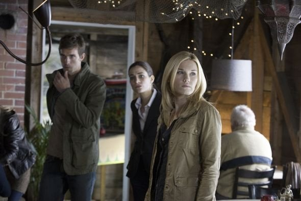 """ep 2.01 """"A Tale of Two Audreys"""" promo photos"""