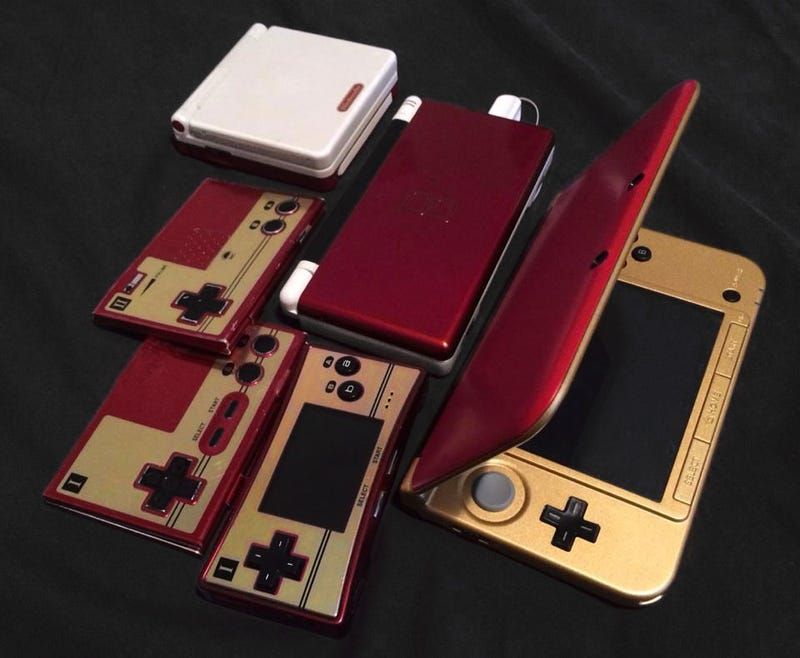 Who Do I Have To Kill For This Famicom Nintendo 3DS?