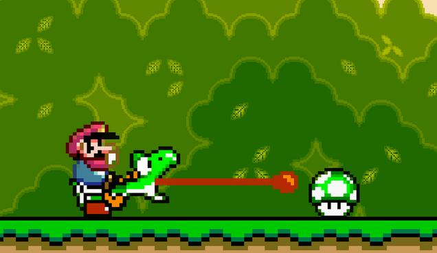 Super Mario World, Beaten In Record Time