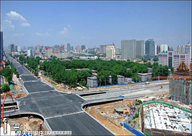 Chinese Road Construction At The Speed Of Light