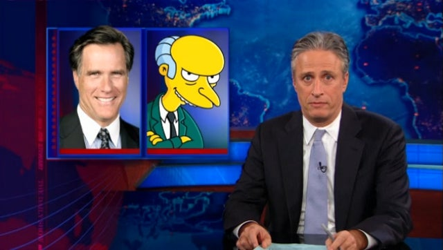 ICYMI: Jon Stewart Says Every Last Thing That Needs to be Said About the Romney Fundraiser Video
