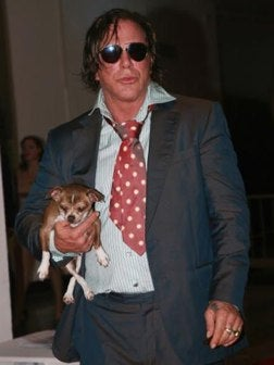Mickey Rourke Hunts For His 'Creepy Little Dog': A Very Special Hollywood PrivacyWatch