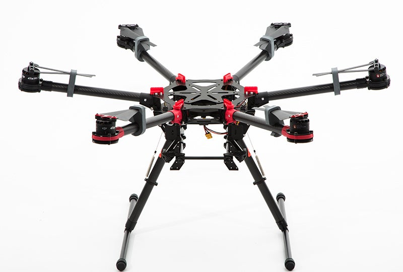 DJI's New Heavy-Load Drone Comes With Retractable Landing Gear
