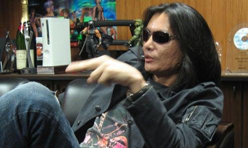 Tomonobu Itagaki Mehs Okami, Respects Kutaragi