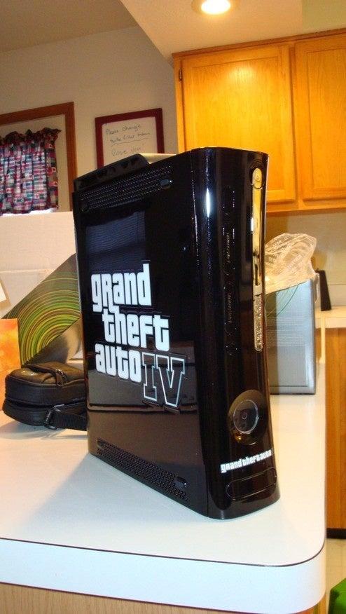Grand Theft Auto IV Elite Case is the New Black