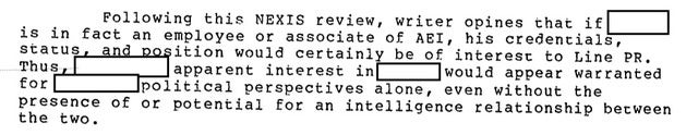 The FBI Suspected Bill Kristol's Dad of Consorting With Soviet Spies