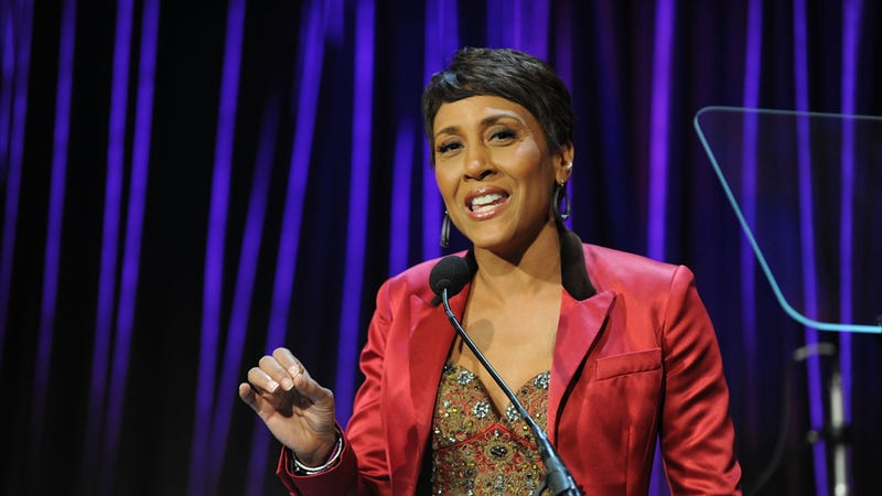 Robin Roberts Bids an Emotional (and Temporary) Farewell to Prepare for Bone-Marrow Transplant