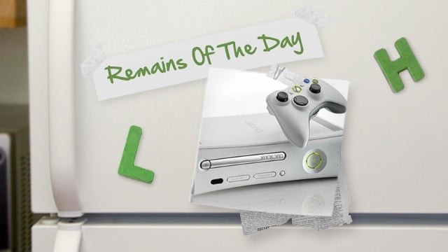 Remains of the Day: The Xbox Becomes a Serious Media Center
