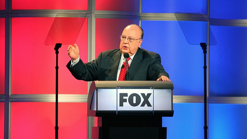 Roger Ailes Thinks People Would Like Him If He Were Liberal