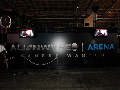 Booth Check: Alienware