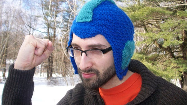 Mens toboggan hat