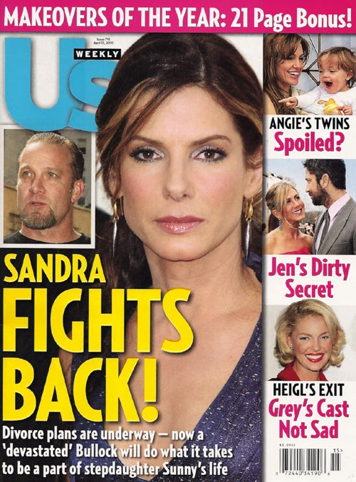 "This Week In Tabloids: Jesse's Hitler Pose & Foursome; Angie's Kids Call Her ""The Dragon"""