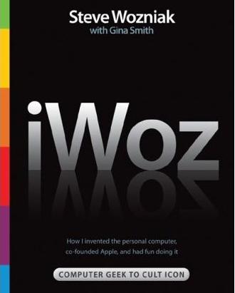Win A Free Copy of Steve Wozniak's Autobiography iWoz
