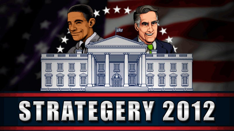 Advance Wars Meets the...2012 Presidential Election
