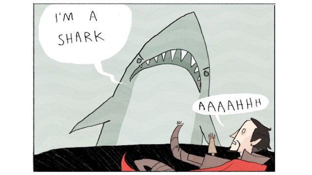 Saturday Webcomic: What happens when a supervillain's sidekick is more villainous than he is?