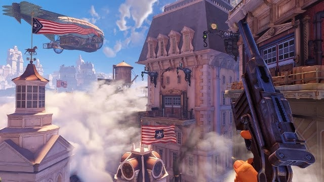 A Super-Technical Look At The Lighting Of BioShock Infinite