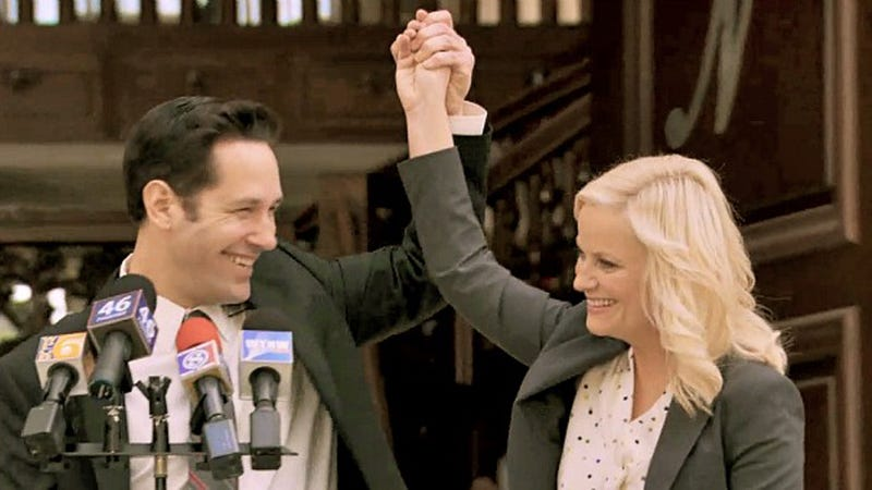 Amy Poehler and Paul Rudd Will Romance Each Other in They Came Together