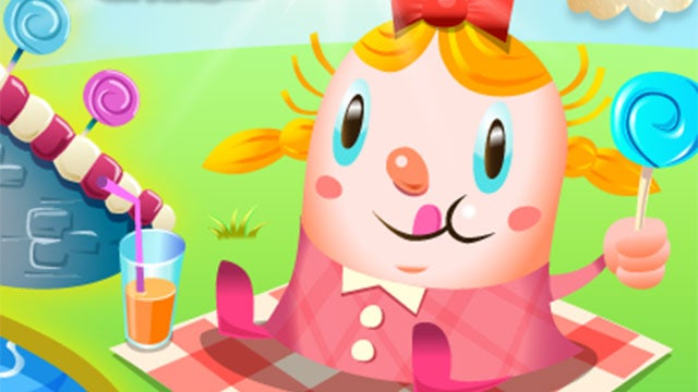 "Candy Crush Wants To Claim The Word ""Candy"" For Games And Stuff"