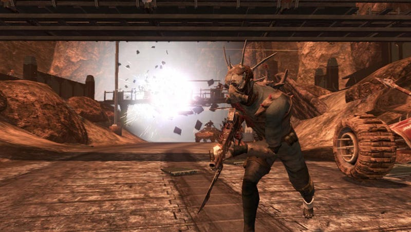 Red Faction: Guerrilla DLC Covers New Ground