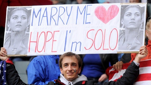 Why Everyone Wants To Marry Hope Solo