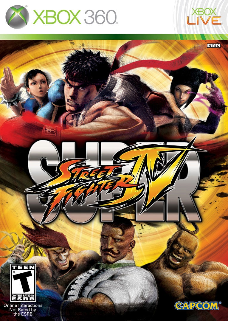 Super Street Fighter IV Box Art Gets A Welcome Dose Of Dudley